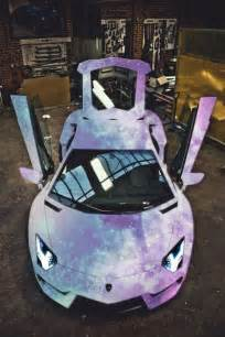 lamborghini galaxy paint paint is like