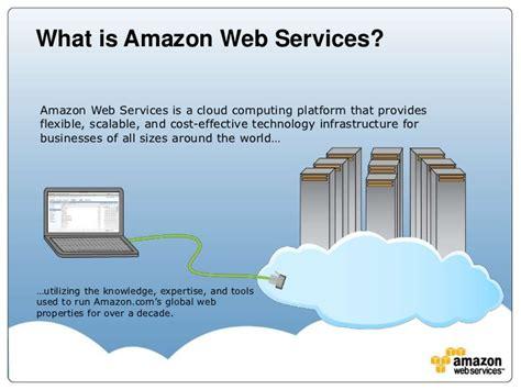 amazon web hosting amazon web services for application hosting sugarcon 2011