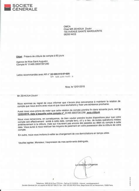Resiliation Lettre Compte Bancaire La Soci 233 T 233 G 233 N 233 Rale Ferme Sans Motif Le Compte Bancaire D Une Mosqu 233 E Ni 231 Oise Des D 244 Mes