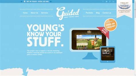 design website terbaik website portofolio terbaik dengan desain keren