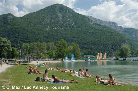Annecy le Vieux Lac d'Annecy