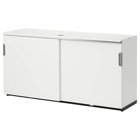 galant cabinet with doors bekant conference white 280x140 cm ikea