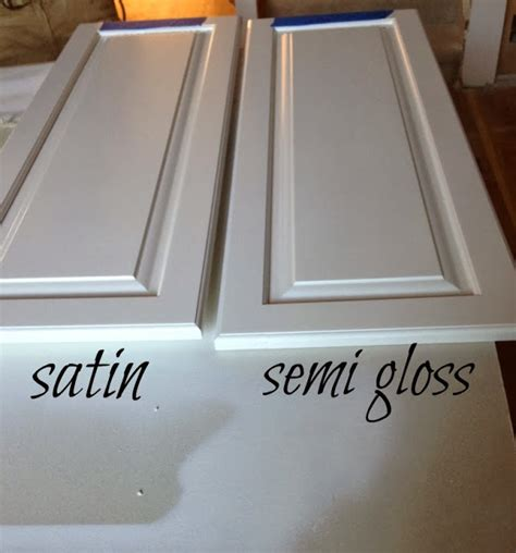 can you paint cabinets with semi gloss paint rattlebridge farm renovation diary
