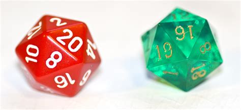 most popular gaming dice awesome dice blog d20 dice randomness test chessex vs gamescience awesome
