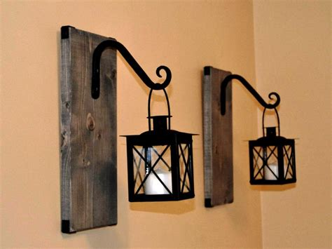 Wall Candle Lanterns by Lantern Hooks And Wall Brackets Home Design How To