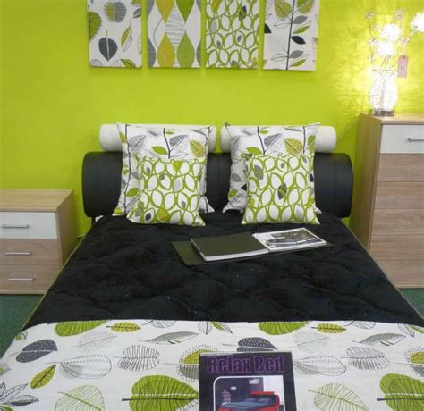 lime green room decor 17 fresh and bright lime green bedroom ideas