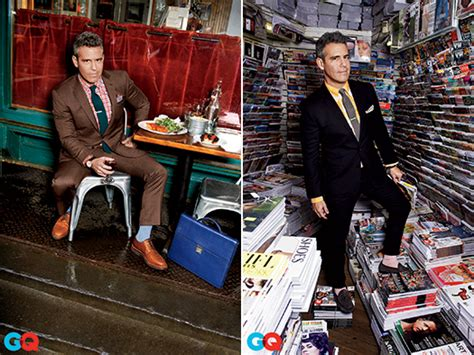 andy cohen gets sassy in gq spread the daily dish