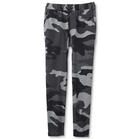 Camouflage Your Shopping by Lify Boys Jogger Camouflage Shop Your Way