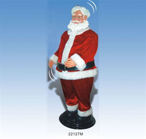 china musical dancing santa 22127m china christmas