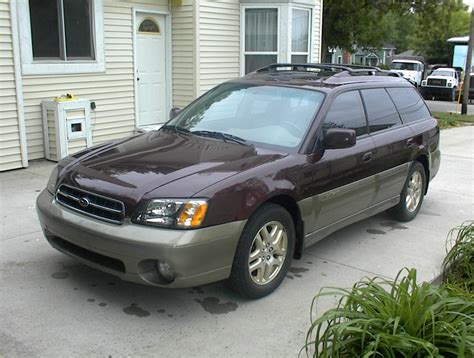 Subaru Outback 2000 by 2000 Subaru Outback Limited Wagon For Sale
