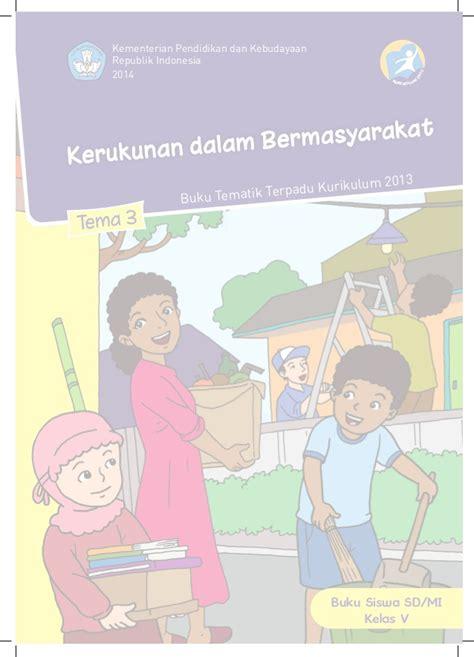 Buku Esps Mtk Kls V buku siswa kls 5 tema 3