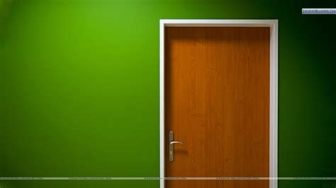 How To Get In A Locked Door by A Locked Door Wallpaper