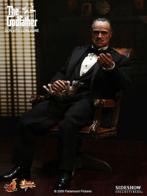 The Godfather Chair by Toys The Godfather 12 Don Vito Corleone