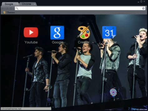 theme chrome one direction 10 one direction chrome themes for the most passionate