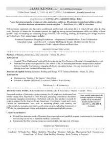 sample resume for application architect 3