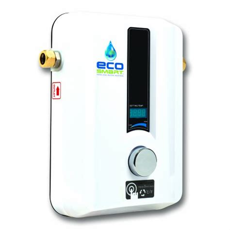 Ecosmart Plumbing by Ecosmart Eco 11 Electric Tankless Water Heater 13kw At