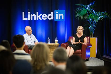 kirsten gillibrand off the sidelines getting off the sidelines linkedin speaker series with