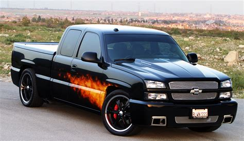 2004 Chevrolet Truck by 2004 Chevrolet Ck1500 Truck Silverado Ss Pictures Mods