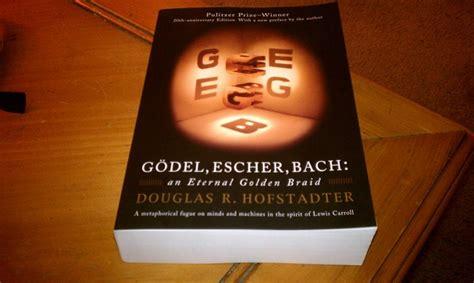 gdel escher bach godel escher bach and me secret santa 2011 redditgifts