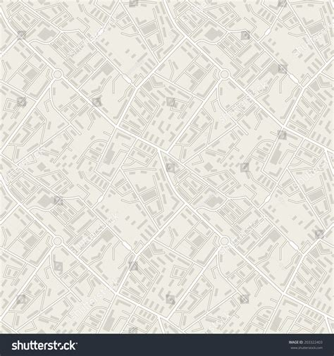 seamless map pattern city map abstract seamless pattern vector stock vector