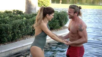 watch teresa learns to swim | the real housewives of new
