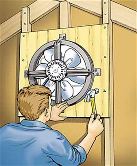 attic fan installation cost installing an attic fan money saving pinterest attic fans