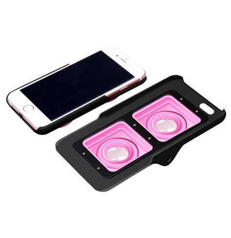 Hardcase 3d Iphone 6 portable reality 3d vr back for iphone 6 6s 4 7 inch