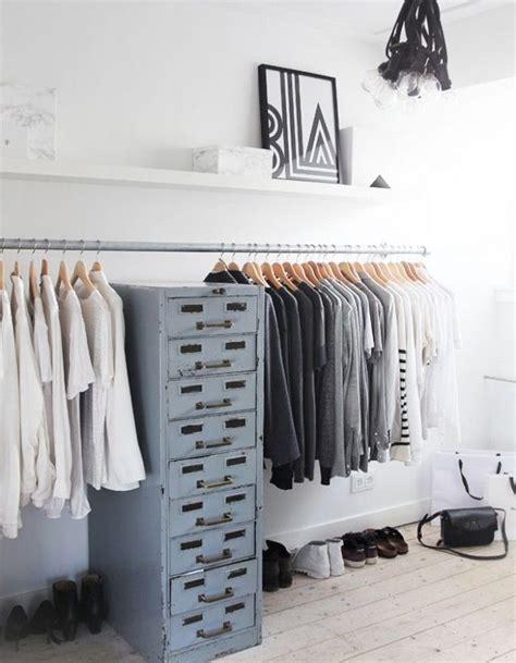 Rack Dressing by Bedroom Storage Hacks Safestore Self Storage