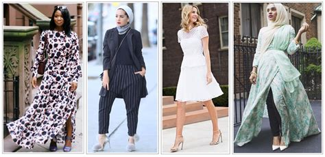 Modesty A New Trend In Womens Clothing by How To Capture The Modest Fashion Market Zahra Aljabri