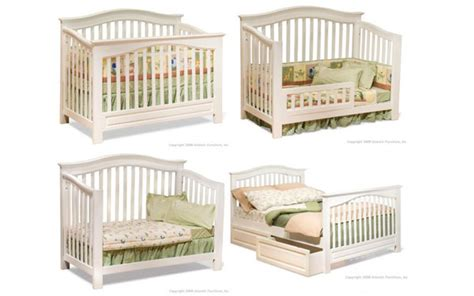 Crib That Converts To Bed by Convertible Cribs
