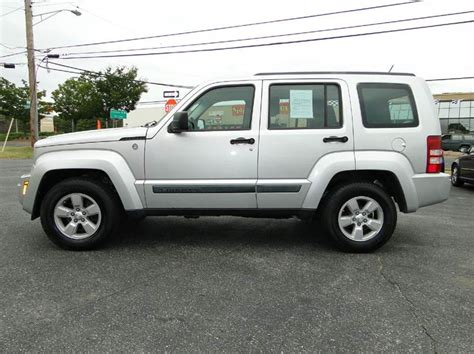 2010 Jeep Liberty Mpg 2010 Jeep Liberty Sport 4x4 4dr Suv In Edgewater Md