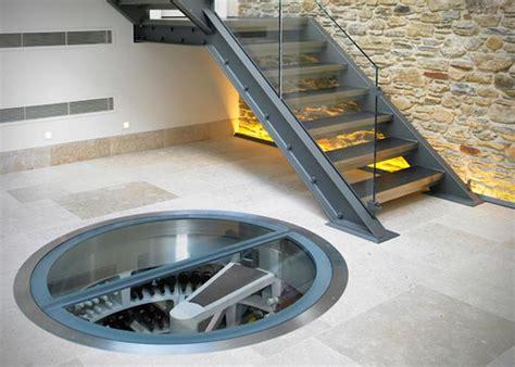Wine Cellar Spiral Staircase Underground Spiral Wine Cellar
