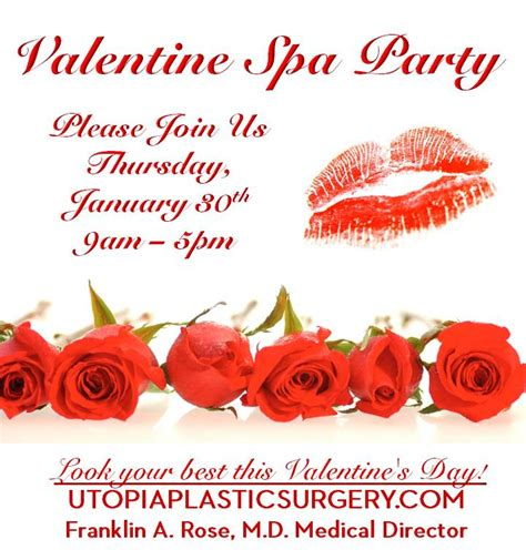 tgis valentines day yourself this valentines day spa event