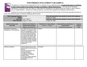 Development Plan Template For Employees by Best Photos Of Employee Performance Development Plan