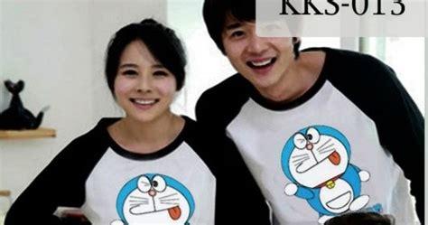 Family Doraemon Utk Umur 6 Bln 2 Thn Zilvia Store Baju Anak family tees doraemon yansyah grosir