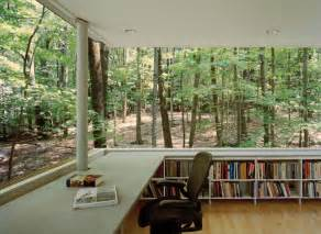 view my photo library private study library in the woods most beautiful houses