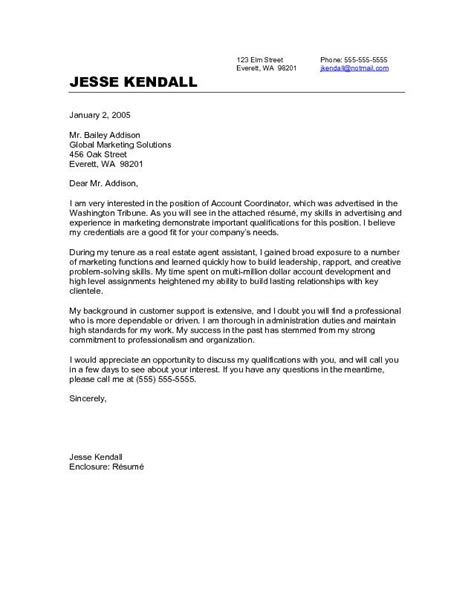 cover letter for career transition no experience cover letter sles career change cover letter