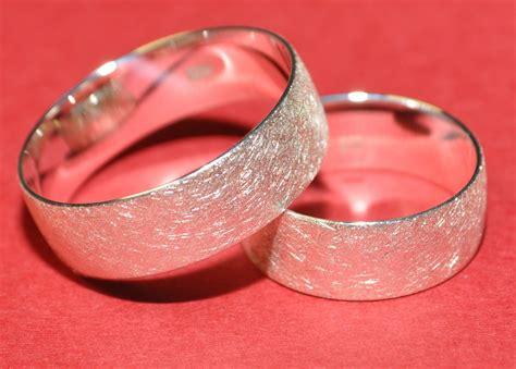 Eheringe Breit Silber by 925 Silber Trauringe Eheringe Hochzeitsringe Paarpreis