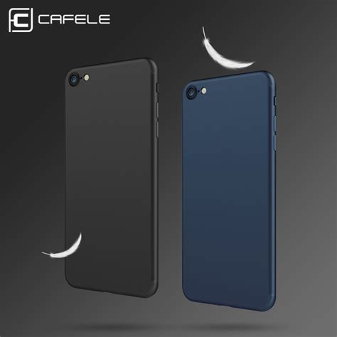 Cafele Ultra Thin For Iphone 7 Iphone 7 Pluse Original aliexpress buy cafele original new for iphone 7 cases ultra thin 5 colors pp cover