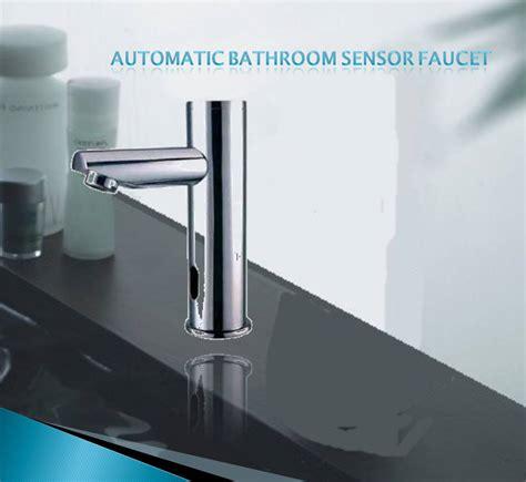 solo touchless sensor faucet