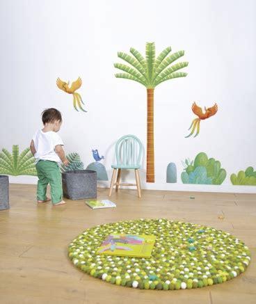 tapis chambre enfant garcon tapis ballsrug karma green lilipinso tendre amour