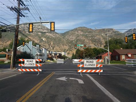 road utilities watch for utility work on provo s 700 north provo news