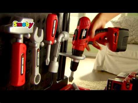 black decker werkbank smoby black decker werkbank bricolocenter