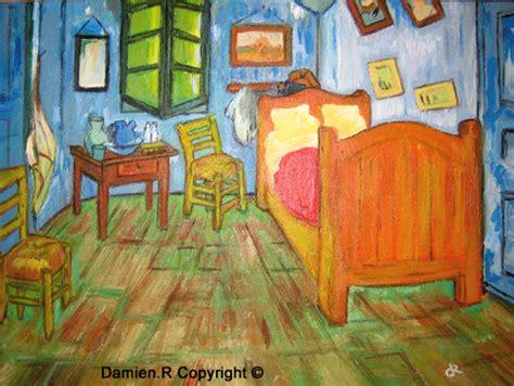 tableau de gogh la chambre tableaux