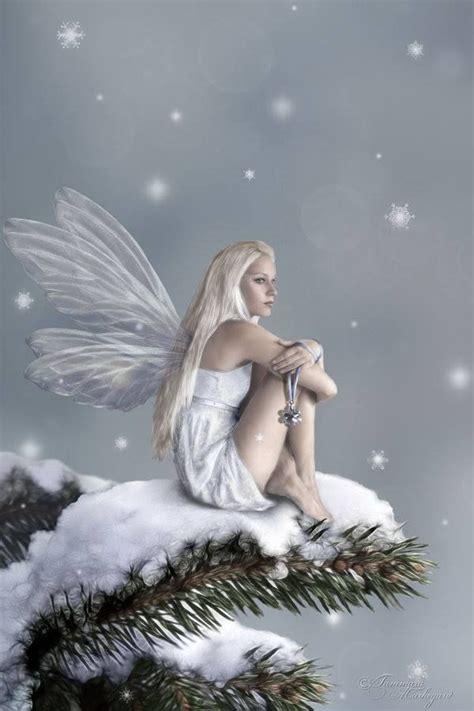 fairytale snow snow fairy my fairies pinterest