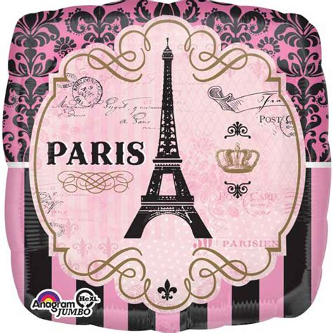 paris themed party kit birthday party supplies in paris image inspiration of