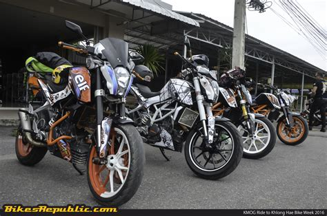 Ktm Malaysia Ktm Malaysia Hosts Ride Into Southern Thailand