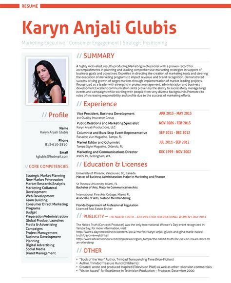 Best Professional Resume Templates Free by How A Five Dollar Resume Got This Candidate Her Job