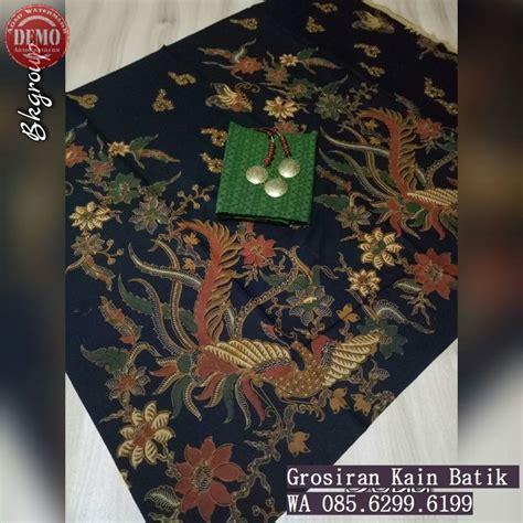 Kain Batik Cap Garutan Motif Parang 1 kain batik tulis sogan kain batik tulias motif parang kain batik tulis lawasan kain batik corak
