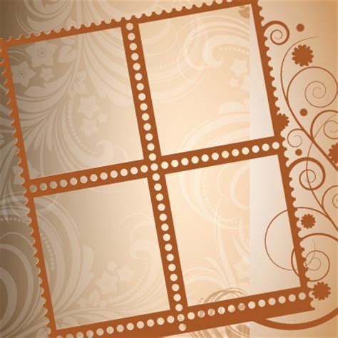 frame design online free stylish photo frame design vector 05 vector frames